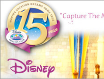 Disney Fantasy Photo promotion