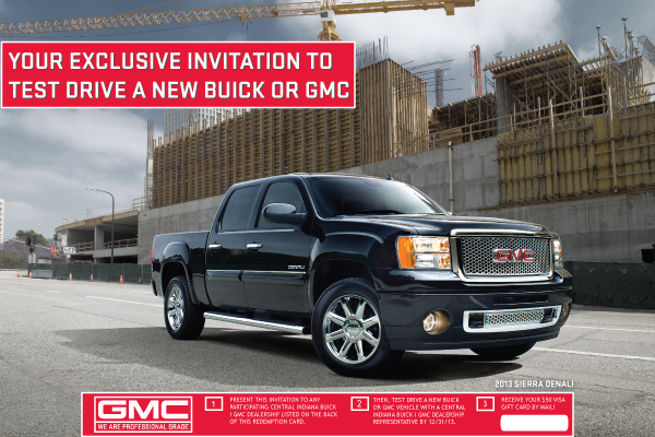 gmc customer loyalty programs autos post. Black Bedroom Furniture Sets. Home Design Ideas